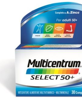 MULTICENTRUM SELECT 50+ 30CPR