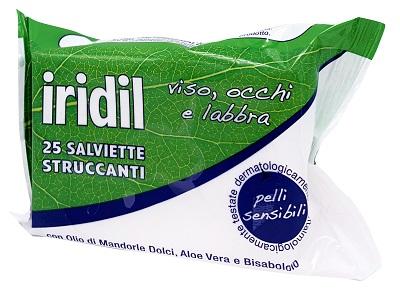 IRIDIL SALVIETTE STRUCC 25PZ