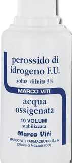 ACQUA OSSIGENATA 10VOL 3% 200G
