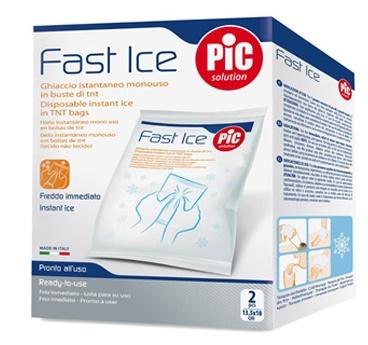 GHIACCIO PIC FAST ICE 2PZ