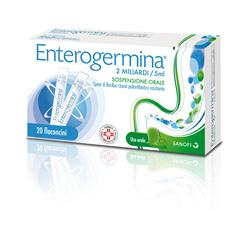 ENTEROGERMINA*OS 20FL 2MLD/5ML